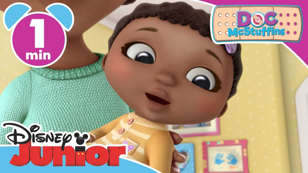 Doc Mcstuffins The New Baby Disney Junior Uk Youtube