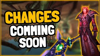Huge Changes in TBC Classic Soon! Guild bank, LFG and PvP Changes