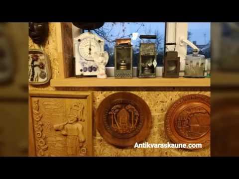 Antikvaraskaune, Antikvariatas