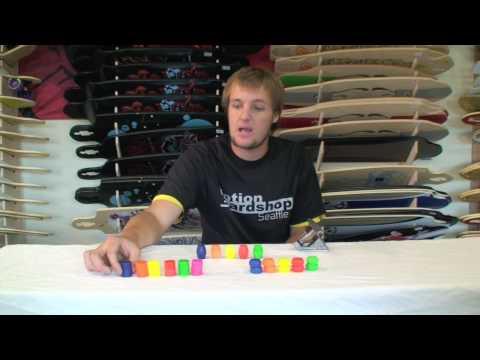 Venom Bushings - Motionboardshop - Skateboard / Longboarding