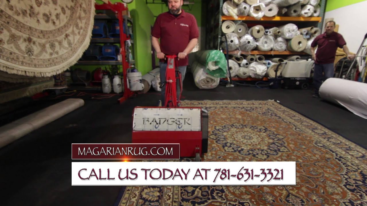 Oriental Rug Cleaning and High-end