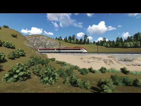 Proyecto Tren México-Toluca