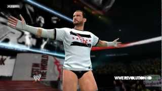 |2012| WWE: CM Punk Theme Song - Cult Of Personality + Download Link [Mediafire]