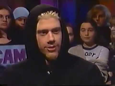 Limp Bizkit - Interview on Much Music 1999 (With Wes Borland)