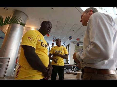 Football match-fixing: On the trail of the Ghana FA President