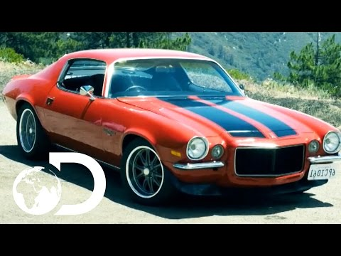 Mike Brewer and Edd China Repair A 1973 Chevrolet Camaro | Wheeler Dealers
