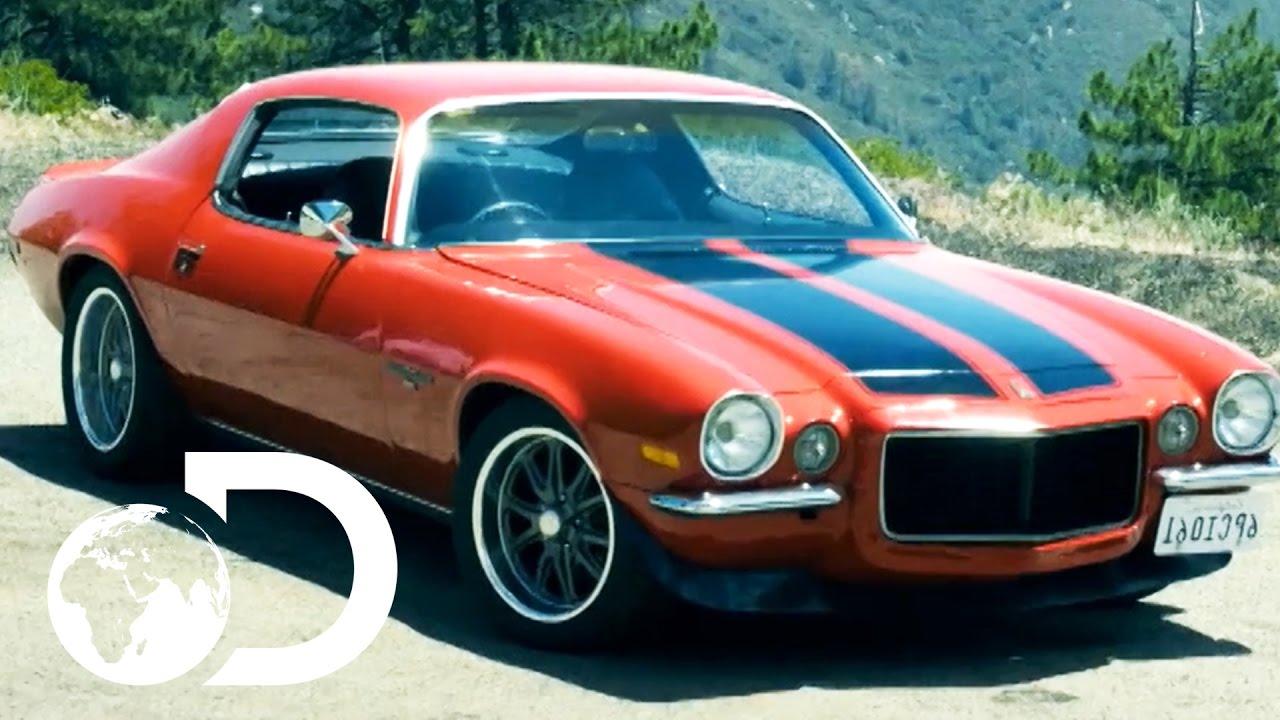 Camaro chevy camaro 73 : Mike Brewer and Edd China Repair A 1973 Chevrolet Camaro | Wheeler ...