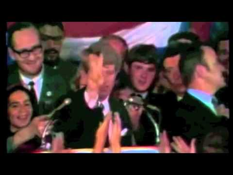 The Robert Kennedy Assassination - Actual footage