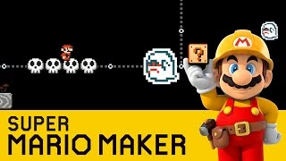 Super Mario Maker - Ghost Train