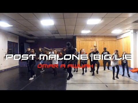 POST MALONE -BIG LIE | IMD OPEN CLASS | OMAR A-AWUAH