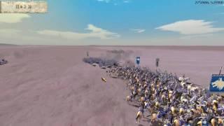 RTW HD Battles #17 & #21 Synoptic