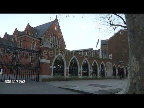 Alan Rickman Latymer Upper School