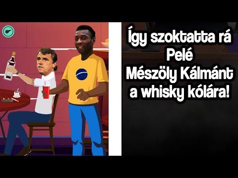 Mészöly Kálmán, Pelé és a whisky kóla - animációs igaz történetek a magyar válogatottról 1. rész thumbnail