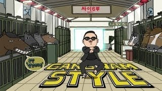 10 Hour Video - Gangnam Style