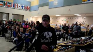 Pinewood Derby Outlaw Turbo Shark 1.28.17