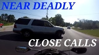 Motorcycle Close Calls That Could