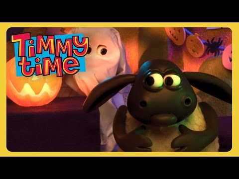 Тимми пугается - Timmy Time [Timmy Gets Spooked]