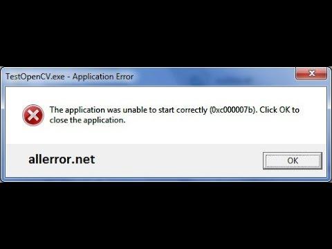 Как Устранить ошибку при запуске игр/приложений (0xc000007b, msvcp110.dll)
