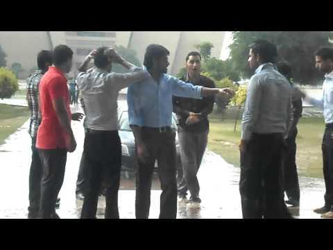 UOG University Of Gujrat ( Mass Communication And Media Students ) Dance In UOG