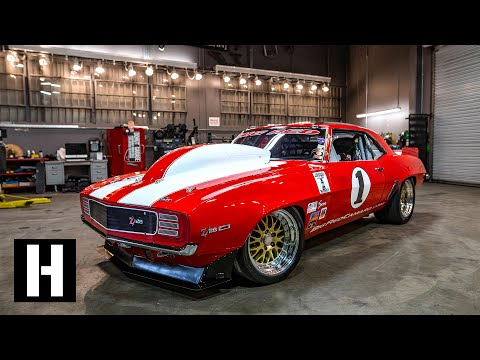2000hp 266mph BIG RED 1969 Camaro. The Greatest Pro Touring Car Ever Built?