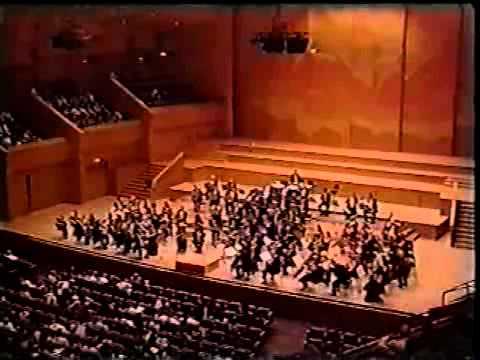 Athens State Orchestra - Carlos Ariel Gracia Conductor