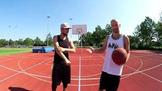 1vs1 Basketball - MrMike vs Eddy aus Stuttgart