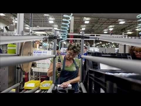 American Manufacturing Makes a Comeback