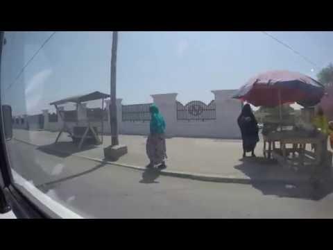 Djibouti City Drive GoPro Hero4 Silver