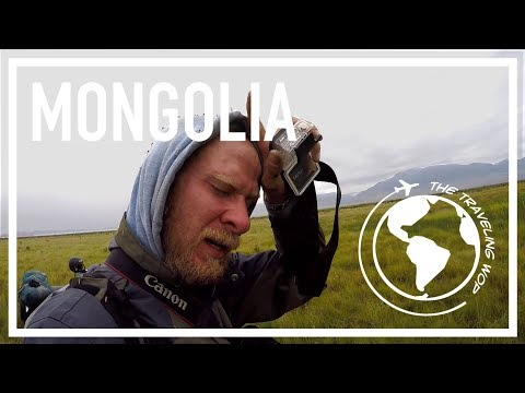 Two months in Mongolia 5 - Worst day of my trip | Western Mongolia - The Traveling Wop