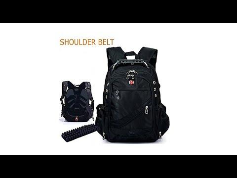Best School Backpack Order | Waterproof Swissgear Multifunctional ...