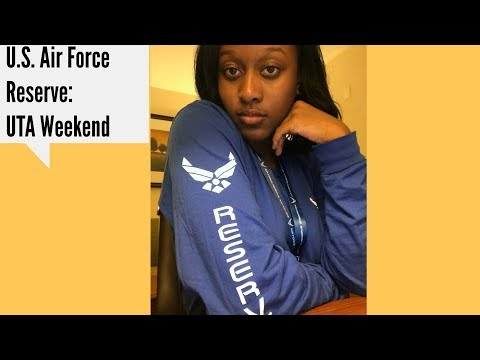 U.S. Air Force Reserve: UTA Weekends