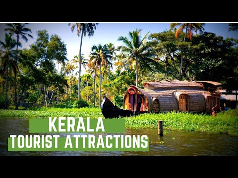 KERALA - Top10 tourist attractions that you MUST SEE |HD