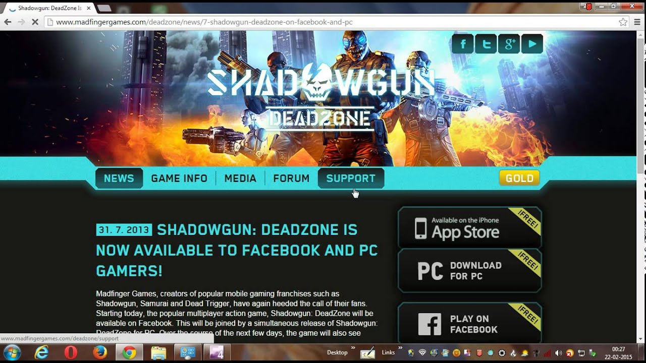 Shadowgun: deadzone 2. 0. 1 – free download softwares.