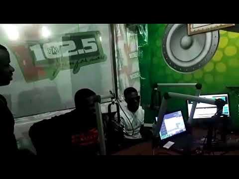 Watch: ROZ Grants First Live Radio Interview in Ghana, Talks 30 Billion World Tour With Davido