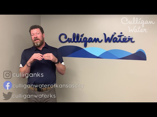 Water Treatment Systems in Your Home - Culligan Water of Greater Kansas City