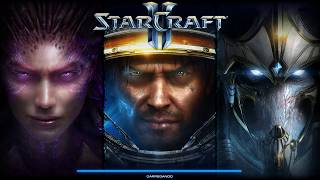 StarCraft II: Wings of Liberty + Nexus War + Vs AI + Live