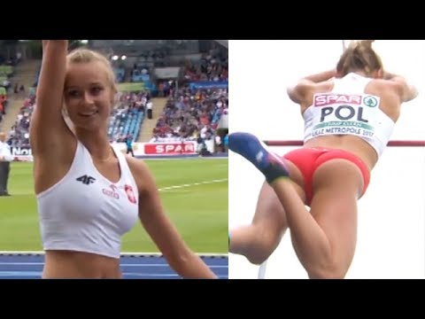 pole vault beauty naked
