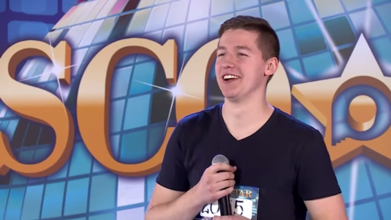 """Disco Star 2018 – Adam Solecki """"Wciąż na Ciebie czekam"""""""