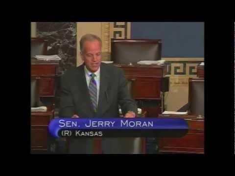 Senator Jerry Moran -- July 19, 2012