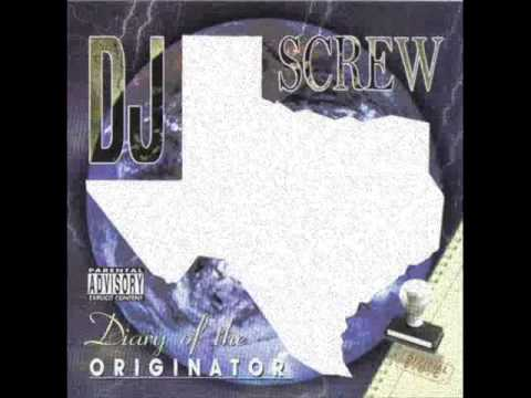 DJ Screw - Scarface - I Seen a Man Die - 1994