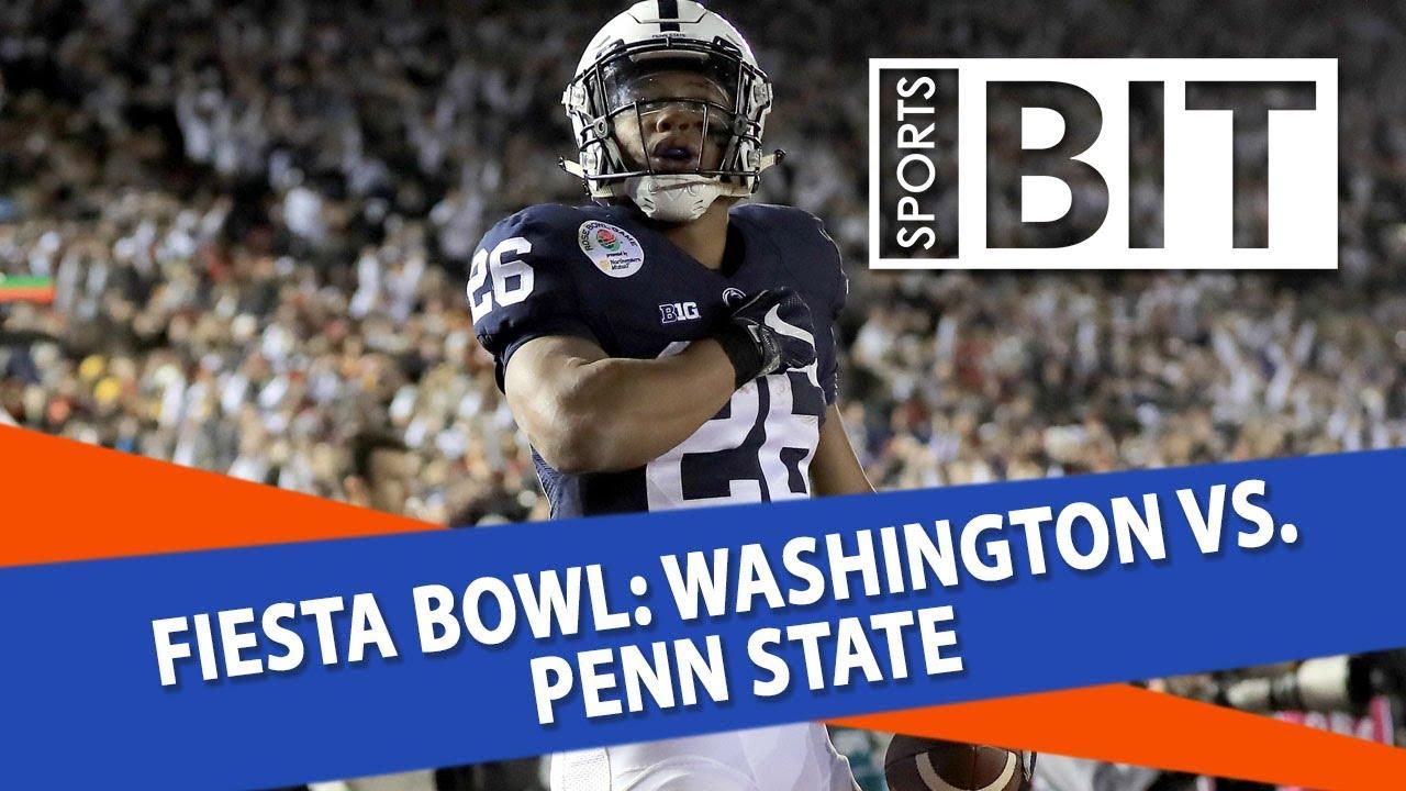 Image result for Penn State vs Washington pic