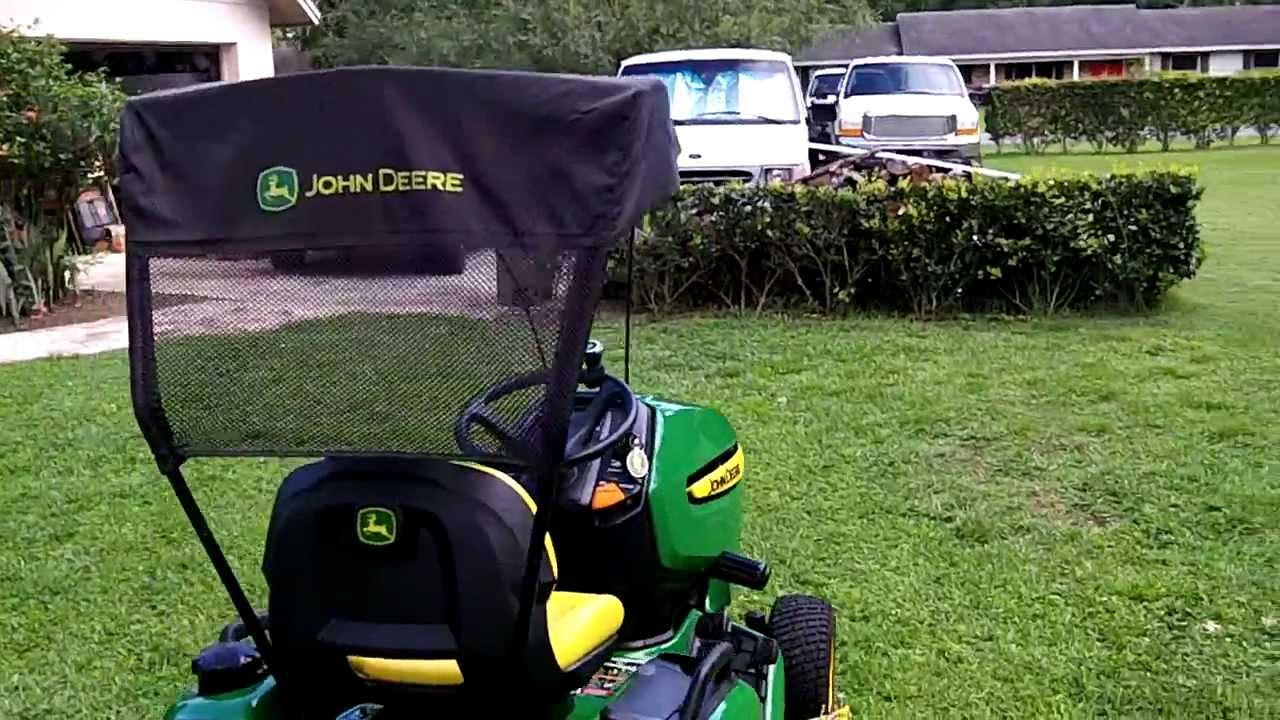 & John Deere Canopy - YouTube