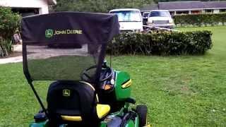 John Deere Canopy