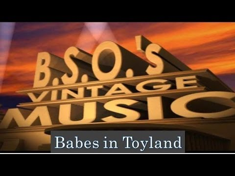 Babes in Toyland (1934) - (Song: Go To Sleep, Slumber Deep - Charlotte Henry & Felix Knig)ht