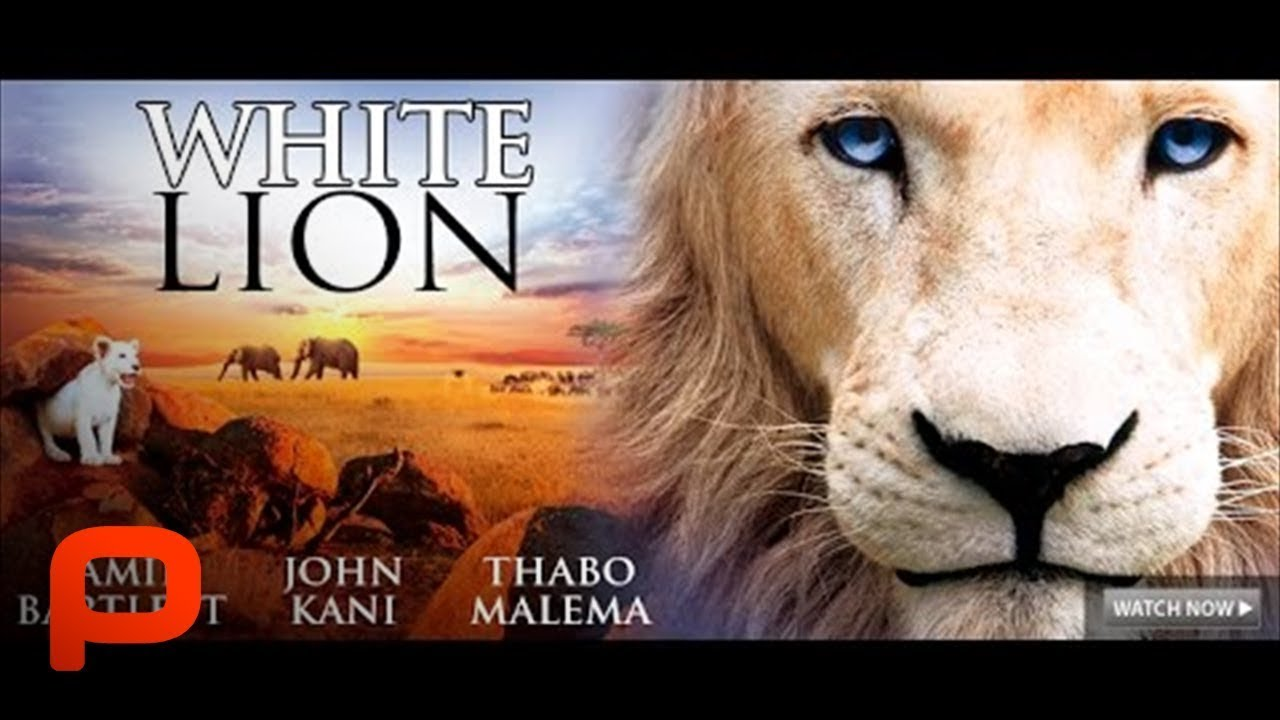 White Lion: Young African Boy Befriends A Lion Cub - Full Movie  [2010]