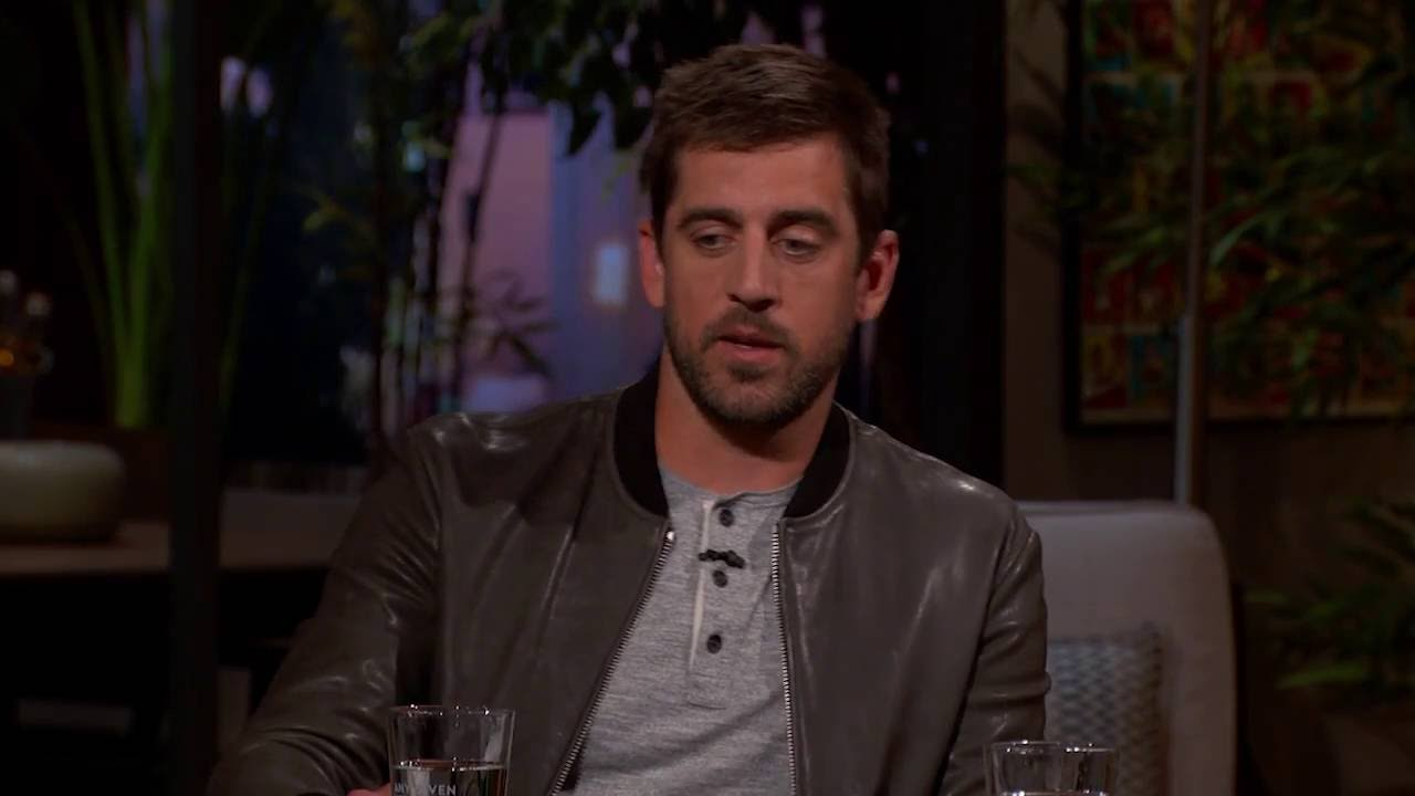Any Given Wednesday Extra Time with Aaron Rodgers HBO