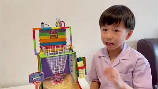 Publication Date: 2021-06-21 | Video Title: 1E13 聖公會仁立紀念小學「仁紀親子齊齊STEM大賽」作品