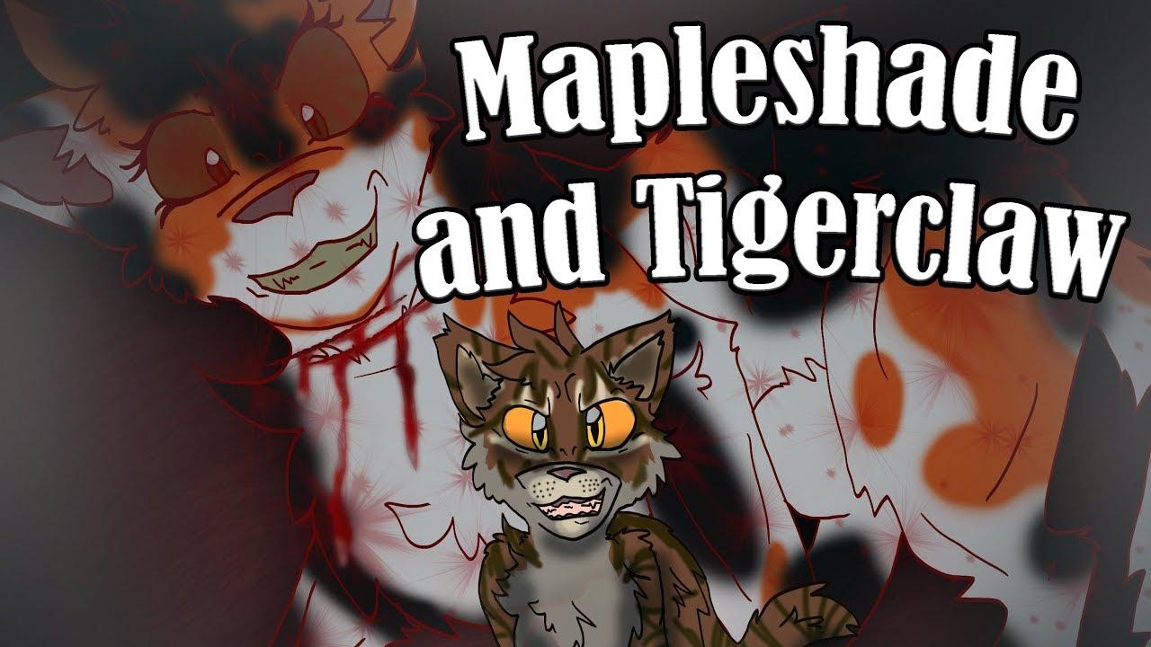 Mapleshade Made Him Evil Tigerstar Day 1 Warrior
