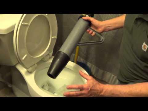 toilet plunger power plunger youtube. Black Bedroom Furniture Sets. Home Design Ideas
