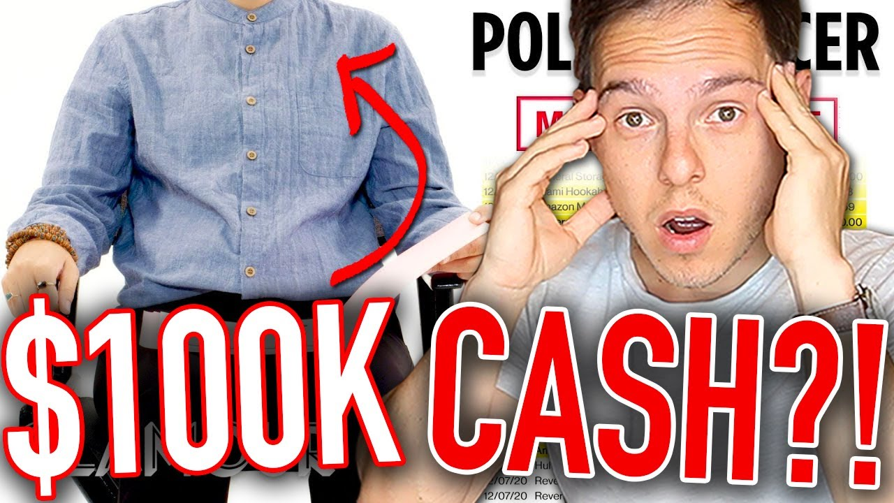 Millionaire Reacts: How This Police Officer Spends Her $100,000 Income | Glamour